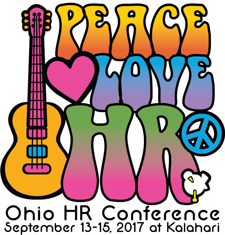 2017 Ohio Hr Conference Peace Love Amp Hr Akron Area Shrm